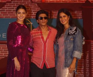 Trailer launch of film Zero & Shahrukh Khan birthday celebration