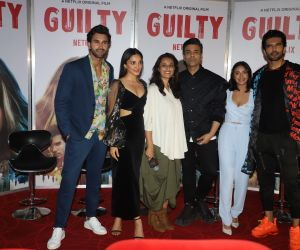 Guilty movie event photo