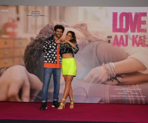 Trailer Launch Event Photo of Film Love Aaj Kal 2.