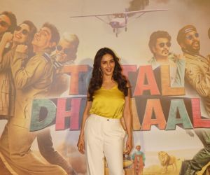 Trailer Launch Of Flim Total Dhamaal