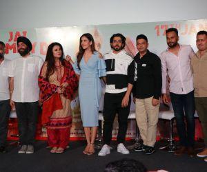 Trailer launch of Hindi Movie Jai Mummy Di Photo.