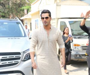 Trailer launch of Kalank at pvr juhu