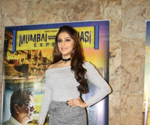 Trailer Launch Of Mumbai-Varanasi Express Film By Aarti Chabria