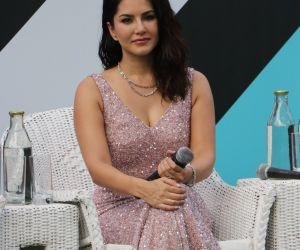 Vegan Fashion Campaign Launch With Sunny Leone