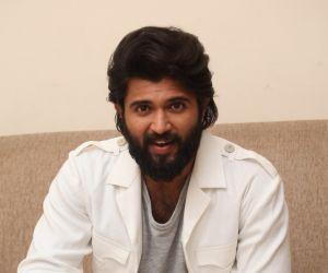 Vijay Devarakonda interview pic