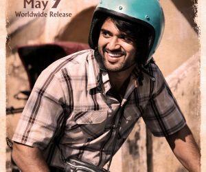 Vijay Deverakonda First Look From Mahanati