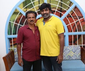 Vijay Sethupathi released the first look poster of Alti