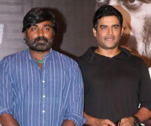 Vikram Vedha Movie Press Meet