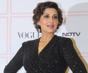 Sonali Bendre channels he