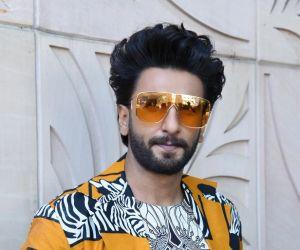 Ranveer Singh's first loo