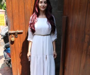 Yami Gautam spotted at Bandra