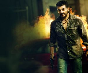 Yennai Arindhaal Movie Still