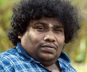 Yogi Babu new photo
