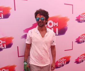Zoom Holi Party at Taj Lands End bandra
