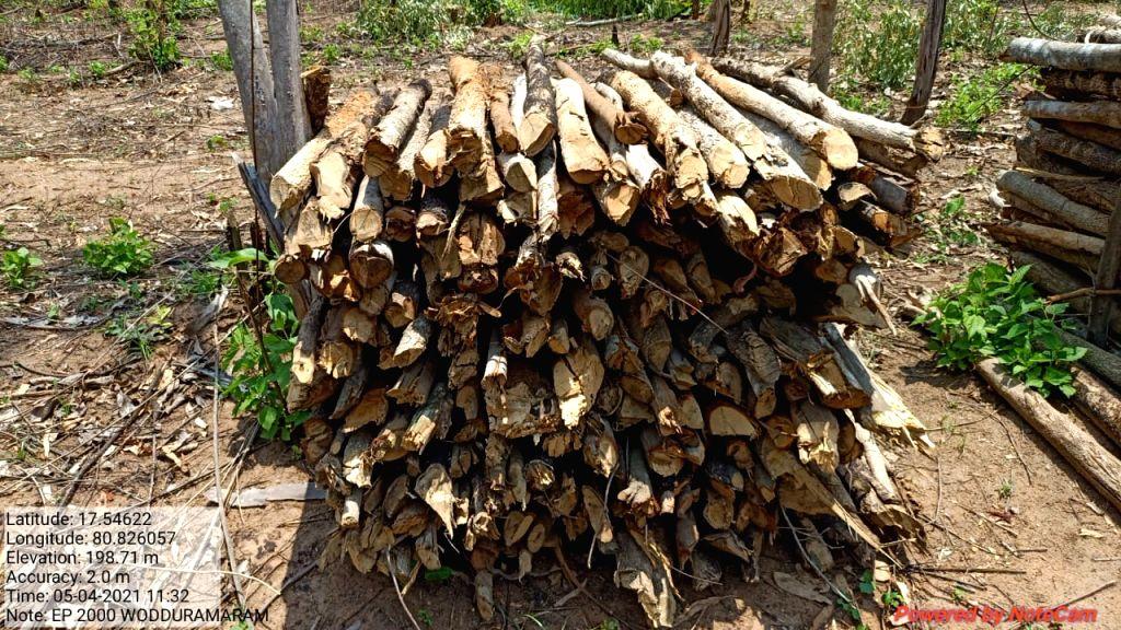 1,000 tonnes firewood to crematoriums in Hyderabad