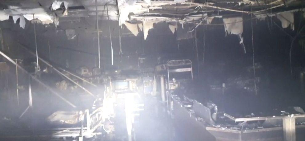 10 perish in Maha Covid hospital ICU blaze