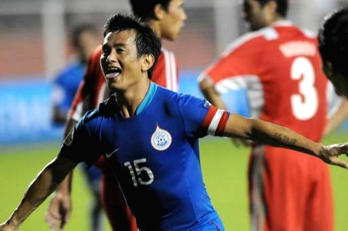 10 years since Bhaichung Bhutia played his last match for India.