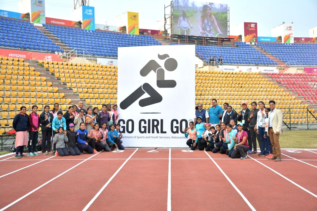 11 Million Girl students to participate in fitness and sports across Maharashtra.