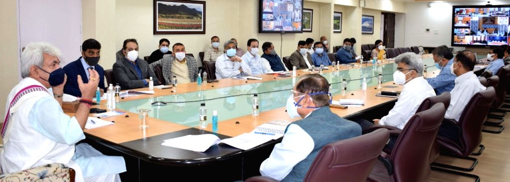 12,600.58 Crore District Capex Budget approved for J&K