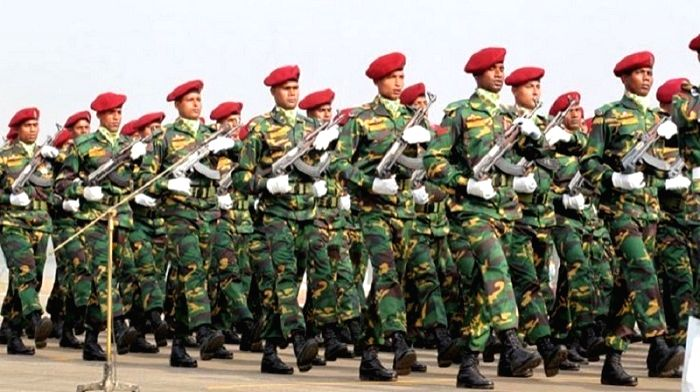 122 B???desh soldiers to join Indian Republic Day Parade for 3rd time on Jan 26