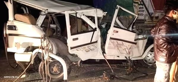 14 of a marriage party killed in UP road accident.