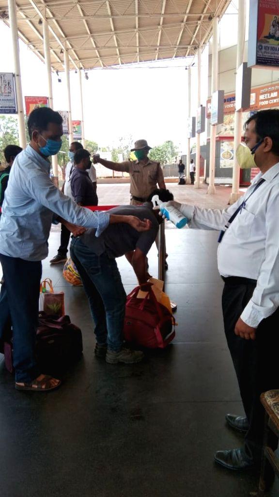 15 Karnataka special trains transport 19,690 migrants home.