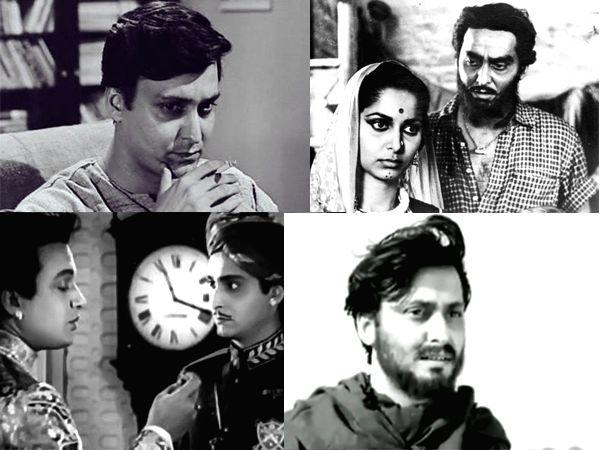 15 shades of Soumitra Chattopadhyay