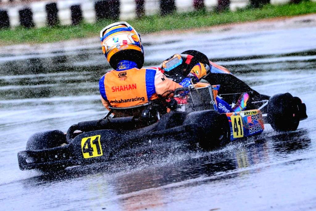 15-year old Shahan Ali Mohsin of Agra has become the youngest champion to win the senior category JK Tyre National Karting championship, that concluded in Bangaluru.
