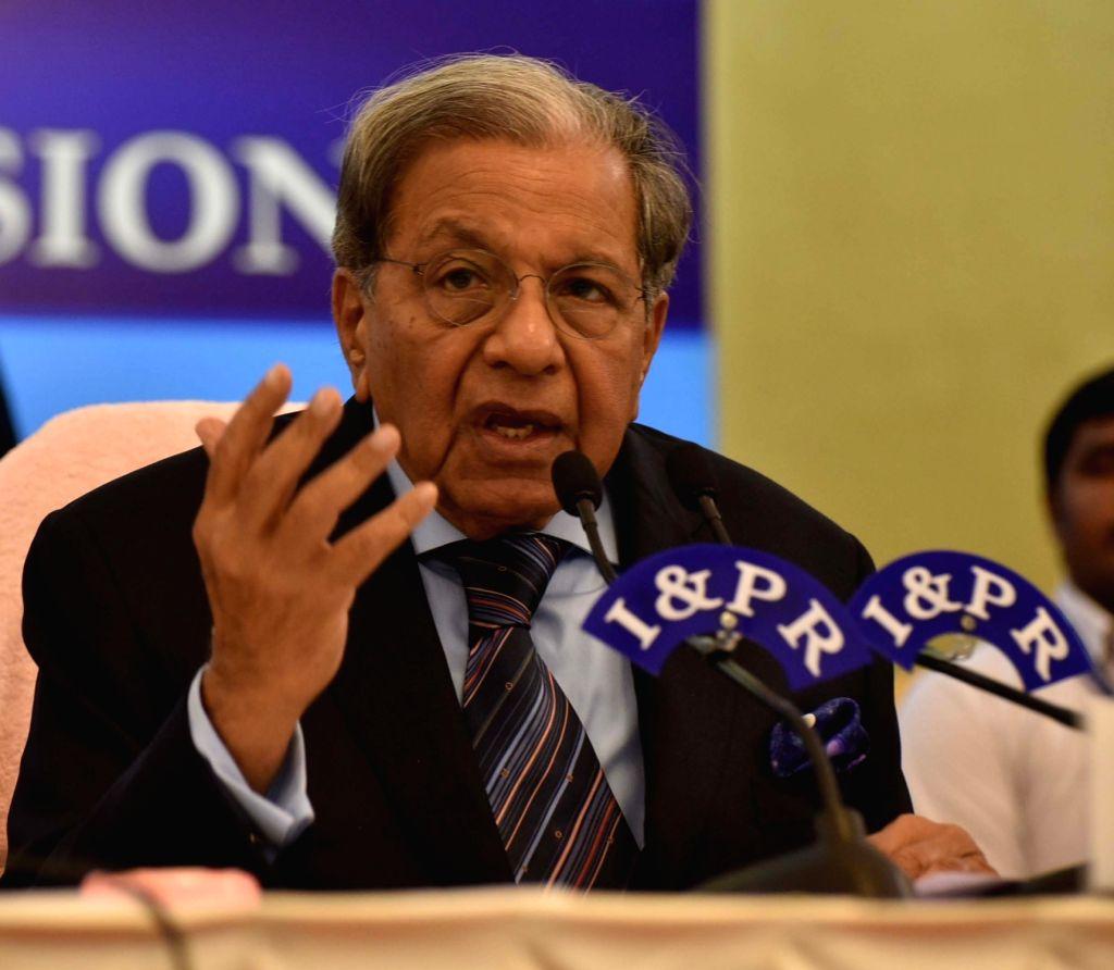 15th Finance Commission Chairman N K Singh. (Photo: IANS) - N K Singh