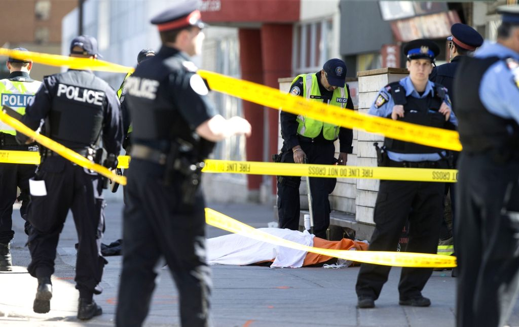 16 killed in Canada shooting rampage (2nd Ld)