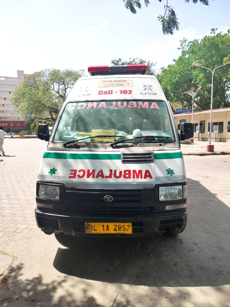 16 nabbed in Gurugram for trying to escape in 2 ambulances