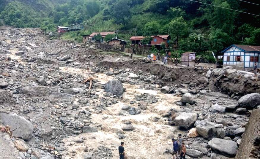 18 killed in landslide at jade mine in Myanmar. (Photo: IANS)