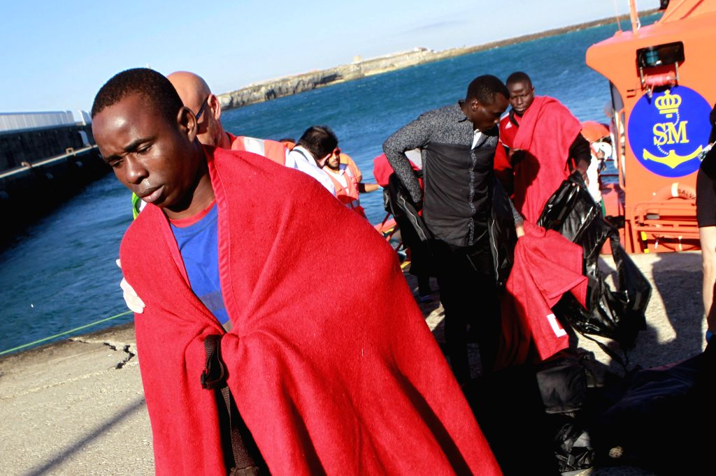 2 dead, 9 missing as migrant boat capsizes off Spain