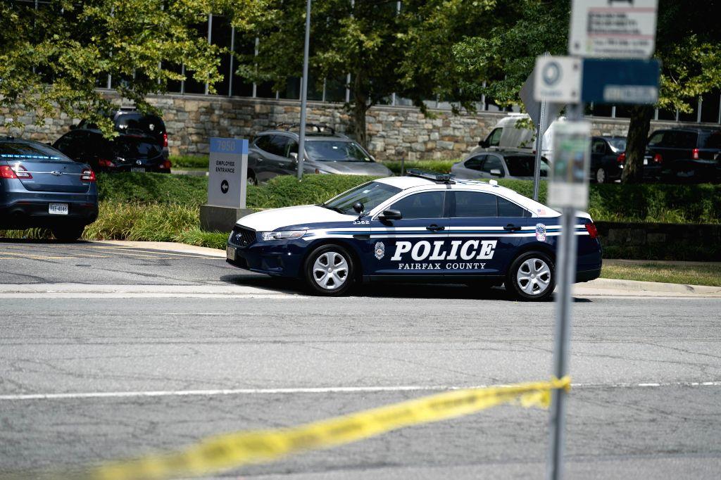 2 dead in US shootings