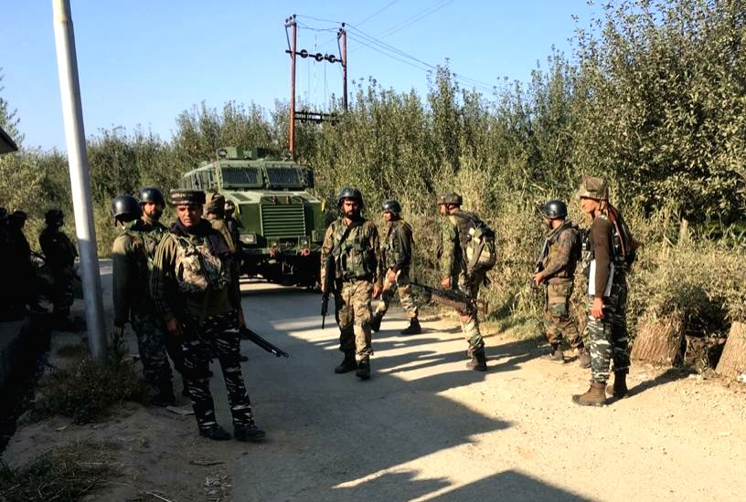 2 terrorists killed in Budgam encounter