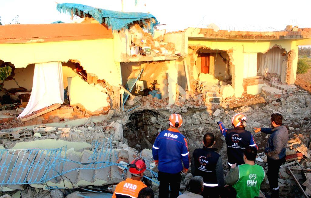 turkey earthquake - photo #23