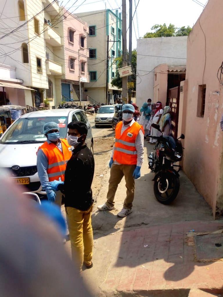 200 teams fan out to locate 603 Tablighi Jamaatis in Hyderabad