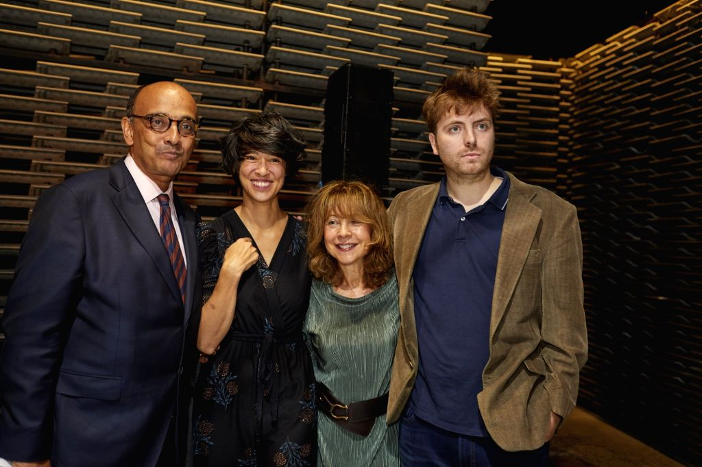 2018 judges Kwame Anthony Appiah, Leanne Shapton, Jacqueline Rose and Leo Robson at the Shortlist Party (File Photo)