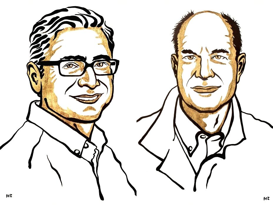2021 Nobel for Medicine awarded for discovery of temperature, touch receptors
