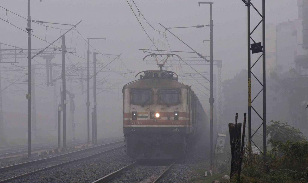 21 Delhi-bound trains delayed due to fog