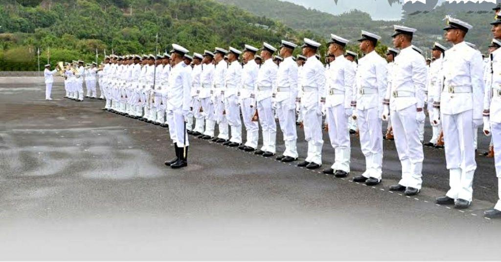 21 Indian Navy men test coronavirus positive.