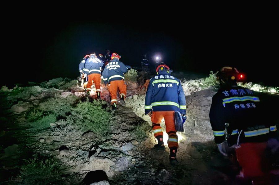 21 killed in China mountain marathon