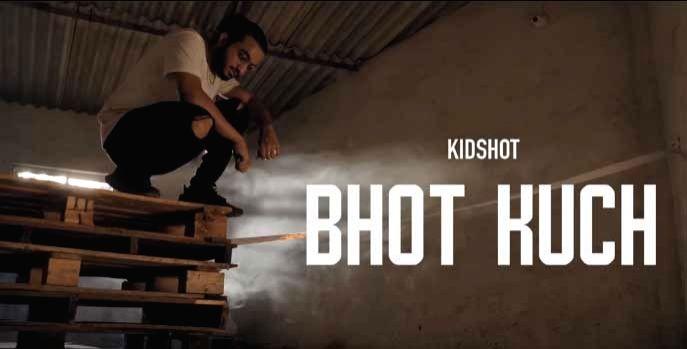 22-yr-old Mumbai rapper KIDSHOT talks of his hip-hop trek in new song.