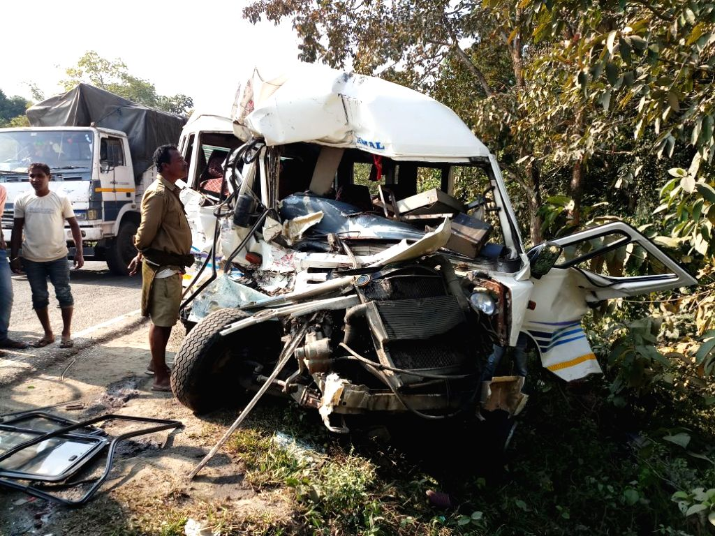 24 killed in J&K road accident. (Photo: IANS)