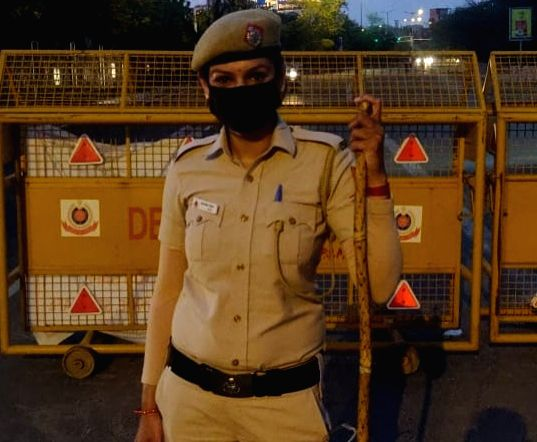 25 new containment zones formed in Delhi, total now 147 (Photo: Sanjeev Kumar Singh Chauhan)