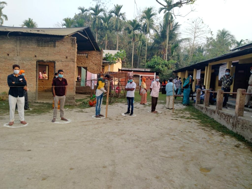 26% turnout in Assam Assembly polls (2nd Ld)