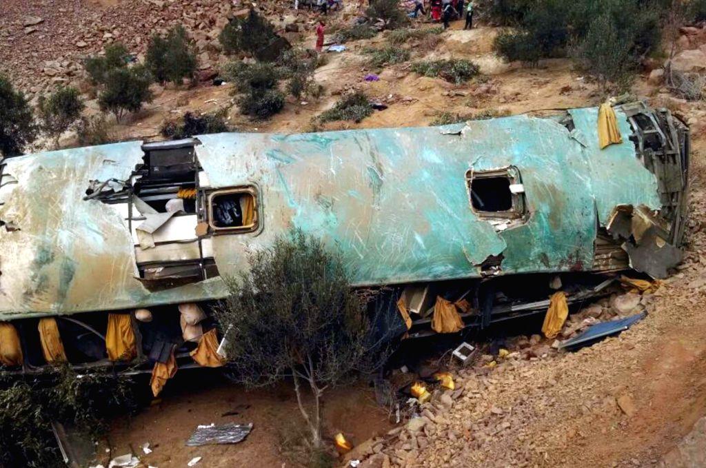 27 dead in Peru bus accident