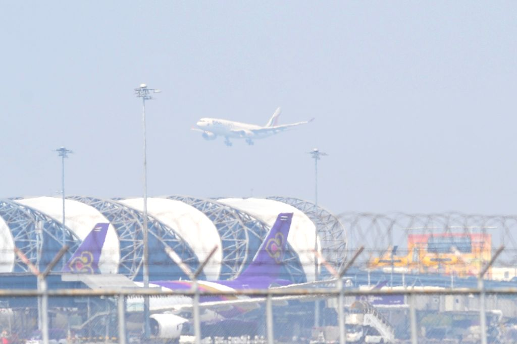 28 airports in Thailand reopen for business)