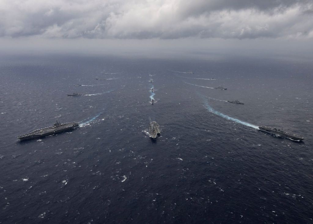 2nd Exercise Malabar 2020 to start from Tuesday in Arabian Sea.