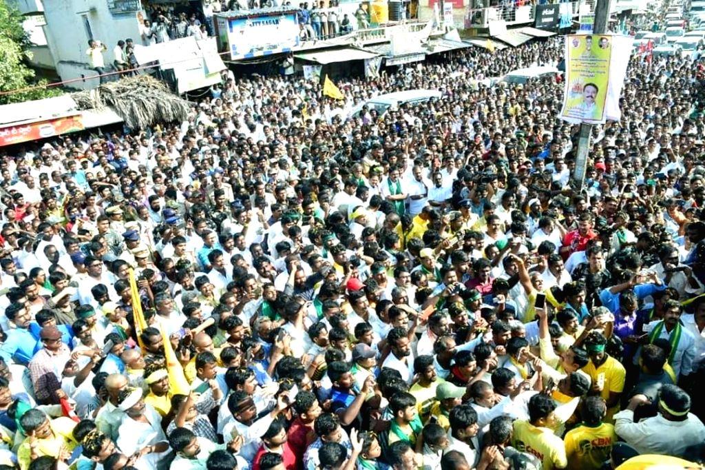 3 capital woes: Amaravati farmers pin their hopes on judiciary